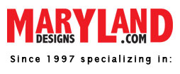 MarylandDesigns.com logo